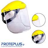 Protetor Facial Incolor 8 Pol. 288,0001 Epi Borda De Metal 3df998b517