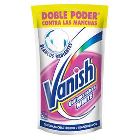 Vanish Quitamanchas White Doypack 650ml