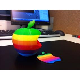 Enfeite Maça Apple Logo Original- Steve Jobs+ Frete Grátis