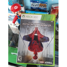 The Amazing Spider Man 2 Para Xbox 360 - Semi Novo