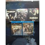 The Walking Dead 5 Temporadas Em Bluray Originais Temp.1 A 5