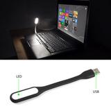 Lámpara Usb Portátil Flexible Mini Luz Linterna Para Pc Xto
