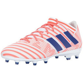 sale retailer 806db 86078 adidas Mujeres  s Nemeziz 17,3 Fg W Fútbol Zapato , Blanco