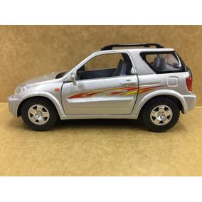 Miniatura Toyota Rav 4 Prata