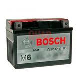 Bateria Bosch M6 Agm 6.5 Amp (12n6.5l-bs) / Fabulous Store