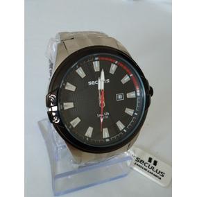0326c728be4 Relógio Seculus Masculino em Pernambuco no Mercado Livre Brasil