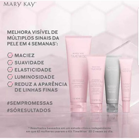 Lançamento Timewise 3d Mary Kay + Sacolinha Exclusiva !!!!!