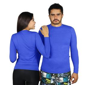6460ec2a0e Camisa Termica Para Piscina - Camisa Manga Longa no Mercado Livre Brasil