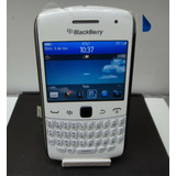 Celular Blackberry 9360 ( Liberado ) Color Blanco (hermoso)