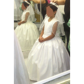 Vestido primera comunion nina usado