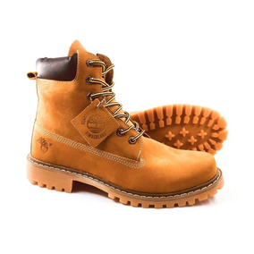 Timberland Yellow Boot Botas - Sapatos no Mercado Livre Brasil f30642d54668a