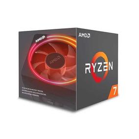 Processador Amd Ryzen 7 2700x C/ Wraith Prism Cooler