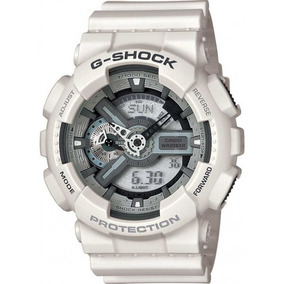 b29e0015d57 Relógio Casio G Shock Digital Branco Original Tag + Gift Box ...