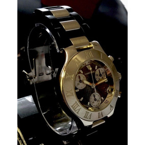 Reloj Cartier Chronoscaph Siglo 21 Muy Negociable
