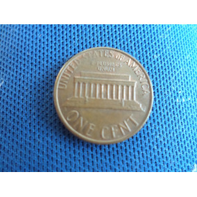 Moeda One Cent United States Of America 1979