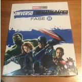 Coleção Marvel Bluray Fase 2