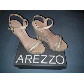 Sandália Original Arezzo Sem Uso - Linda