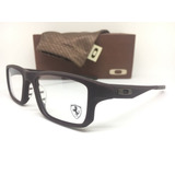 Óculos Armação De Grau Oakley Voltage Original Frete Gratis 138134b71e8