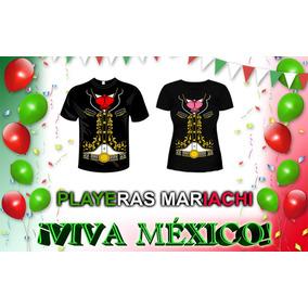 807d8414f1c72 Playera Charro - Playeras de Hombre en Mercado Libre México
