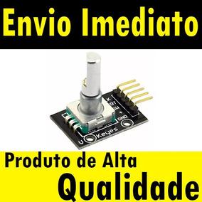 Encoder Decoder Rotativo Ky-40 Arduino Pic Raspberry