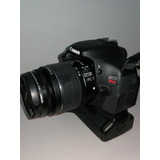 Cámara Digital Canon Rebel T3i Con Battery Pack Inteligente
