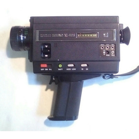 Camara Filmadora Super8 Sankyo Sound Xl-40s