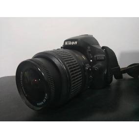 Nikon D5100 Com Lente 18-55mm - Seminova Ótimo Estado