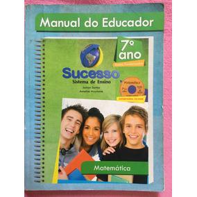 Sucesso - Sistema De Ensino - Matemática 7º Ano