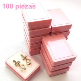 100 Cajas Plástica Para Juegos De Joyería 824b
