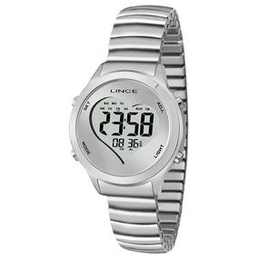 7ff7d81b6e9 Relógio Feminino Lince Prata - Relógio Lince Feminino no Mercado ...