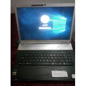 Laptop Sony Vaio Vgn-fz190fe Para Repuestos