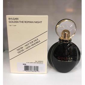 c229ab8b8d0 Tester Bvlgari Golden The Roman Night 75ml Eau De Parfum