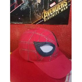 Gorra Cachucha Spiderman Marvel Kids Unitalla D753. Usado - Baja California  · Spiderman Homecoming Gorra 1a7d7591bbc