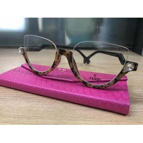e016c99331e05 Oculos Fendi Blink Armacoes - Óculos no Mercado Livre Brasil