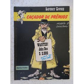 Lucky Luke Caçador De Prêmios! Martins Fontes 1983!