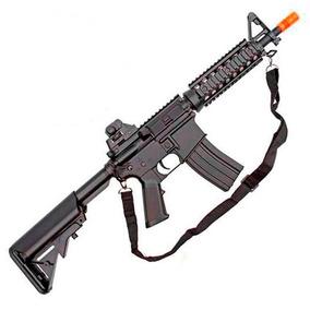 Rifle De Airsoft M4a1 Aeg Eletrica Cm506 Ris Cqb 6mm - Cyma
