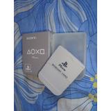 Memory Card Para Playstation 1. Producto Sony®.