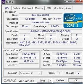 Procesador I3 3250