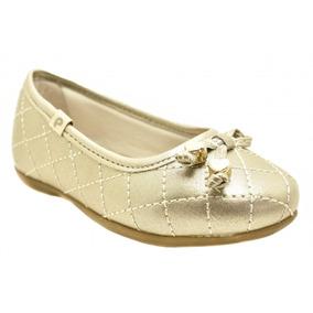d113cf067 Sapato Infantil Pampili Dourado - Sapatos no Mercado Livre Brasil