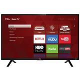 Reformado Tcl 32 Clase Roku Hd (720p) Smart Led Tv (32s3