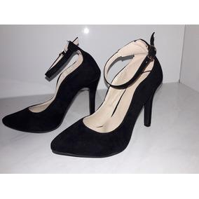 Sapato Scarpin Importado Salto Alto Luxo -pronta Entrega
