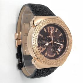 65d3c54df83 Relógio Lancaster Pillo 112 Diamantes Relógio Rose Gold. R  2.300