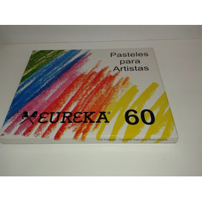 Eureka Pasteles A La Tiza Estuche X 60 Colores Microcentro