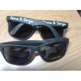 ec5ce6950c Gafas De Sol Personalizadas (recuerdos Para Fiestas)