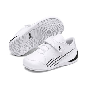 819b9c4fb4a Tenis Puma Ferrari Drift Cat Blanco Bebe Bonitos Originales
