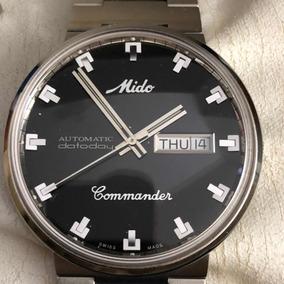 Relógio Mido Commander 8425 Original