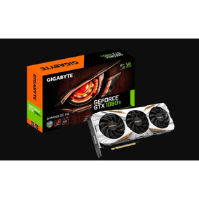 Placa Vídeo Nvidia Geforce Gtx 1080ti 11gb Ddr5 Gigabyte