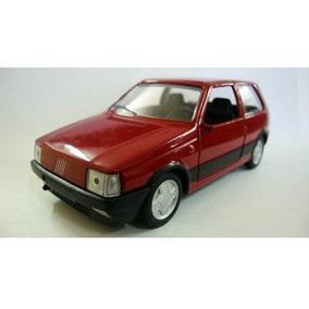Miniatura Fiat: Uno 1.5r (1988/1989) - Carros Nacionais 2