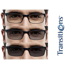 Armacao Oculos Grau Multifocal Transitions - Óculos no Mercado Livre ... 2c6c2e6ed6