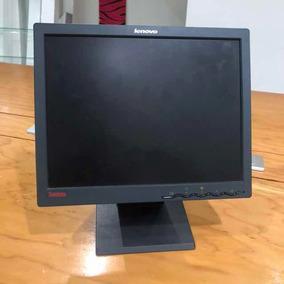 Monitor Lcd Marca Lenovo De 15pulgadas Usado Perfecto Estado